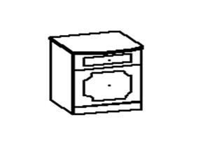 Тумба прикроватная   410*400*570 мм