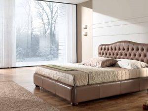 Интерьерная кровать Бергамо