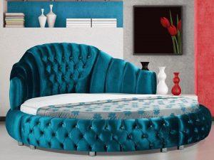 Интерьерная кровать Одетта