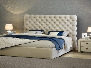 Интерьерная кровать Милан