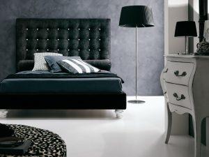 Интерьерная кровать Рим