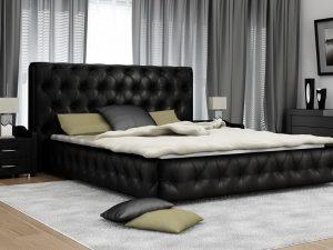 Интерьерная кровать Генуа