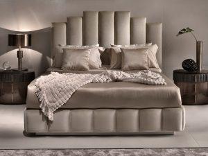 Интерьерная кровать Джино
