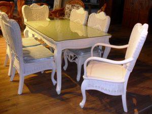 Haima Комплект (обеденный стол+ 2 кресла+ 4 стула)
