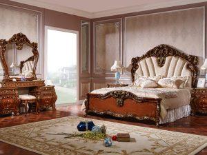 """Спальня  """"5121"""" орех 6 дв"""