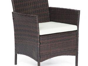 Обеденный сет (стол+4 стула) (mod. 210036)