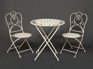 Комплект (стол + 2 стула) Secret de Maison AMANTE (Аманте)(mod. PL08-6573)