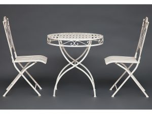 Комплект (стол + 2 стула) Secret de Maison PALLADIO (Палладио)(mod. PL08-8668/8669)