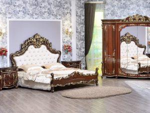 Спальня Батичелла орех