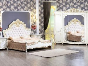 Спальня Батичелла крем