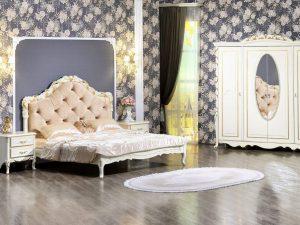 Спальня Виттория крем