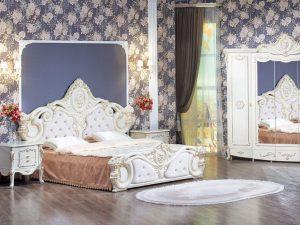 Спальня Белуччи крем