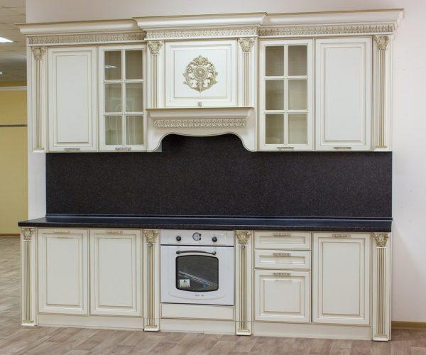Кухонный гарнитур Валенсия прямая, 3 м