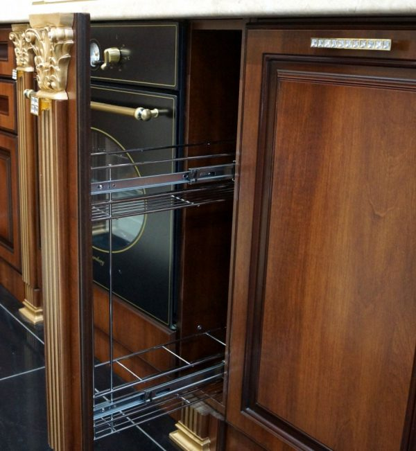 Кухонный гарнитур Валенсия прямая, 4,2 м