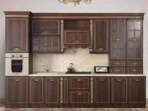 Кухонный гарнитур Портофино Люкс прямая, 3,6 м