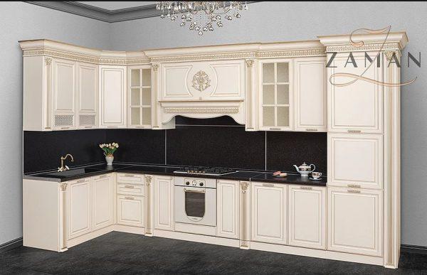 Кухонный гарнитур Валенсия угловая, , 4,20х1,65 м