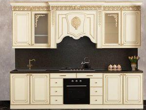 Кухонный гарнитур Венеция  прямая 3,0 м