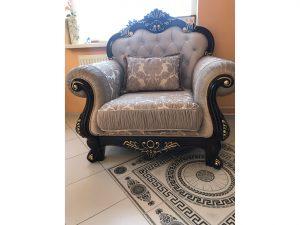 Кресло Патрисия (орех)