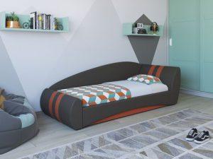 Интерьерная кровать Гольф