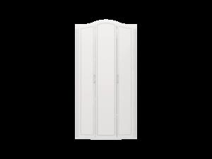 09 Виктория Шкаф для одежды 3-х дверный (с зеркалом)