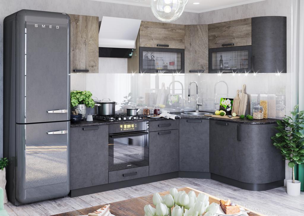 Кухня бетон купить роль воды в строительных растворах