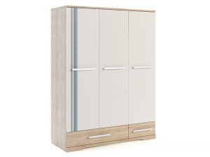 «Лион» Модуль 15 Шкаф трехдверный
