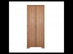 «Венеция» 17 Клен Торонто. Шкаф для одежды 2-х дверный с ящиком