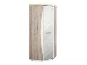 «Натали» Модуль 14 Шкаф угловой с зеркалом