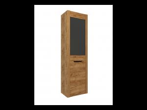 Афина А12 Шкаф для одежды и белья, Крафт табачный