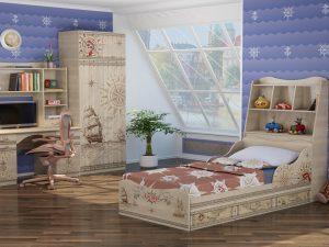 Детская комната «Квест».Комплект 2