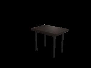 Персей-5 Стол обеденный раздвижной, Венге
