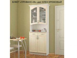 Буфет Прованс-08 Клен Кремовый