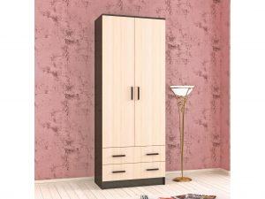 Шкаф комбинированный Лагуна-08 без зеркала