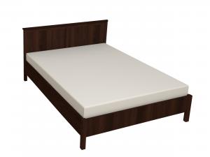 Sherlock 42 Кровать 160 (орех шоколадный)