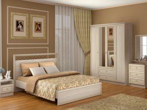 Спальня «Брайтон». Комплект 1