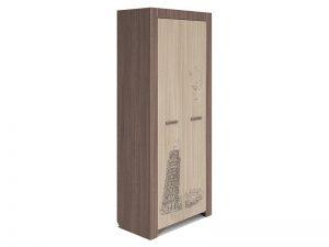 «Город» Модуль 9 Шкаф для одежды