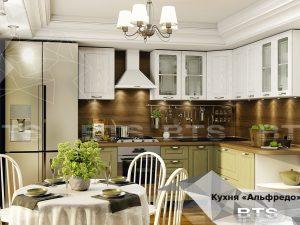 Кухня Альфредо. Комплект 2