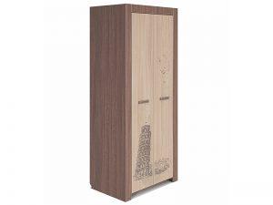 «Город» Модуль 17 Шкаф для одежды глубокий