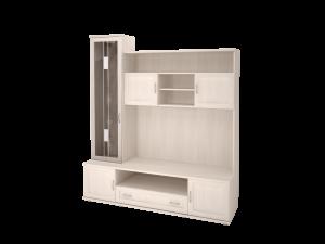 50 «Ника-Люкс» Шкаф-стеллаж комбинированный