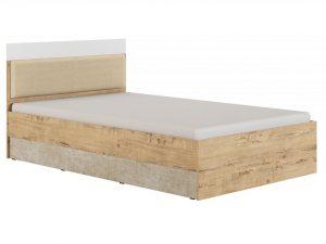 «Дублин Стоун» Модуль 2 Кровать 1,2, без матраса