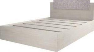 (М-5) Кровать 1,4х2,0 (без матраца)