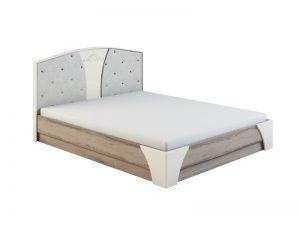«Натали»  Модуль 1 Кровать 1,4-1,8 м, без ортопеда, без матраса