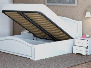 05 Виктория кровать 160*200 см с подъемным механизмом, без матраса