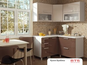 Кухня «Арабика-2» (BTS). Вариант 1