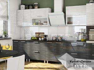 Кухня Титан. Вариант 1