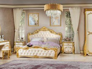 Спальня Амелия беж
