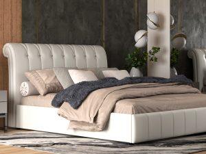 Интерьерная кровать Августа